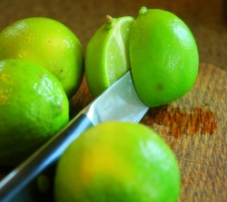 Key Lime Pie limes.  A delicious Floridian treat!